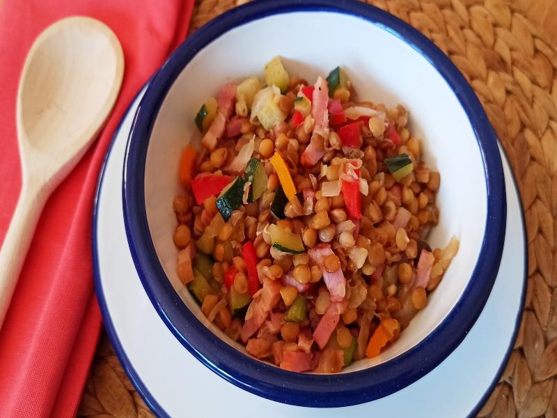lentejas verduras-presentación